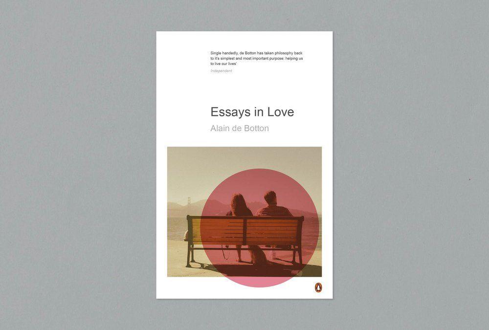 Resultat D Imatge De Essay Of Love Alain Botton Layout In