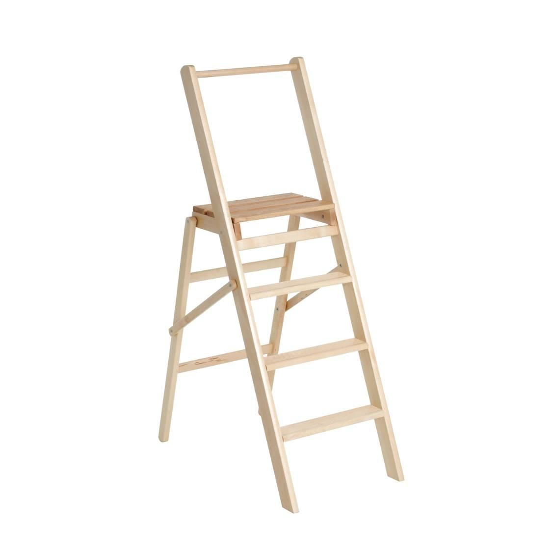Wooden Step Ladder from Summerill u0026 Bishop.  sc 1 st  Pinterest & Wooden Step Ladder from Summerill u0026 Bishop. | Downton Abbey ... islam-shia.org