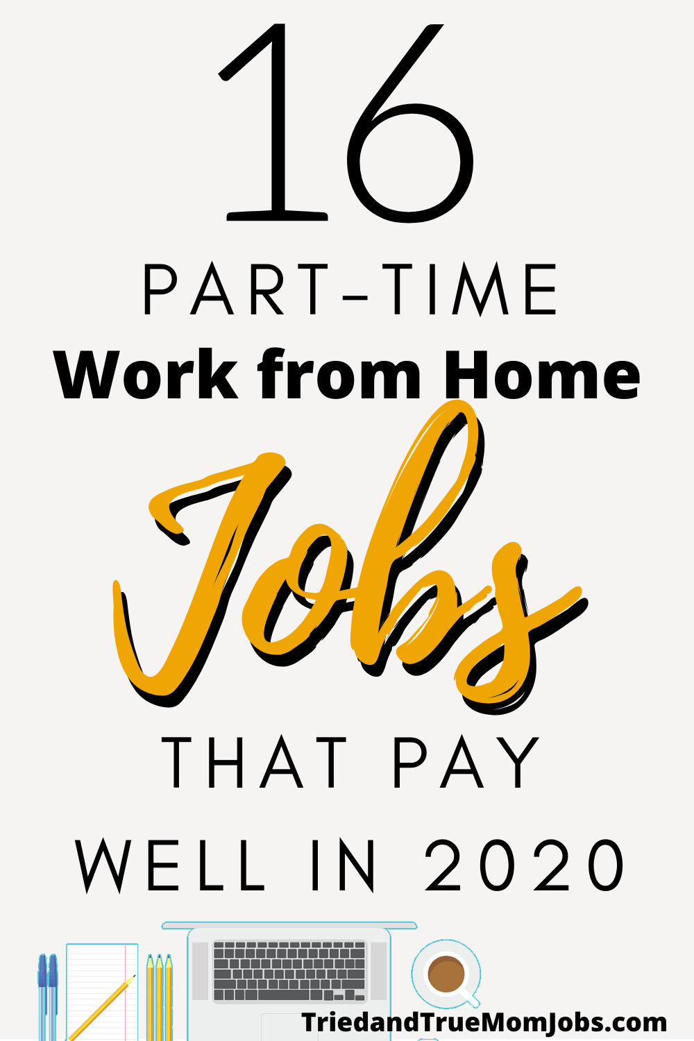 Best Part Time Work From Home Jobs That Pay Well Work From Home