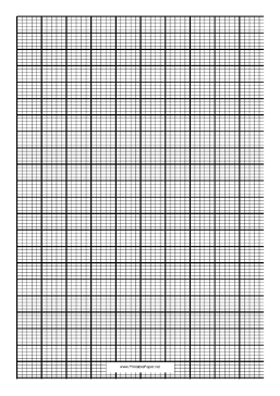 Awesome Graph Paper for Interior Design
