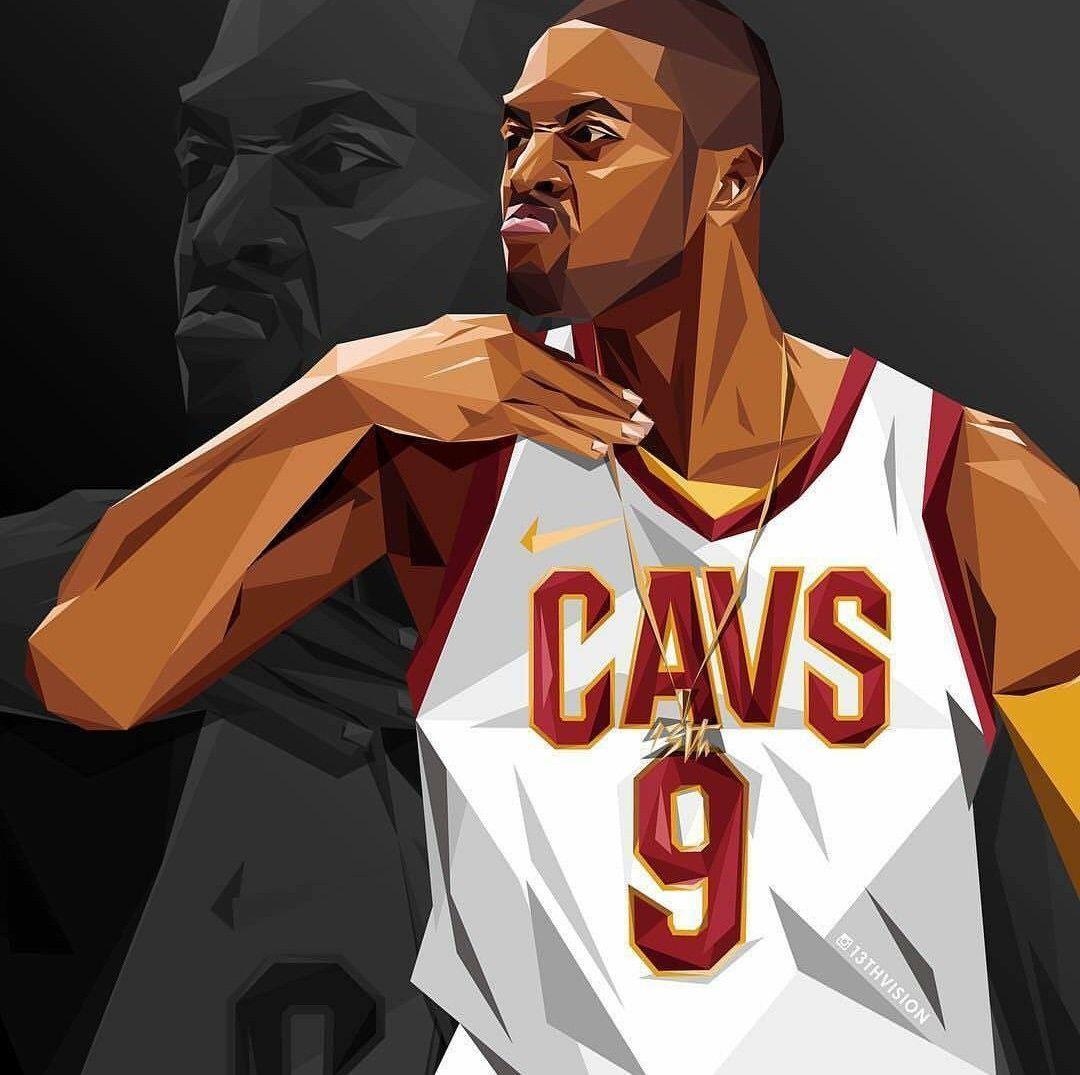 promo code 5ed55 2819d Dwayne Wade Cleveland Cavaliers | Nba | Cavs basketball ...