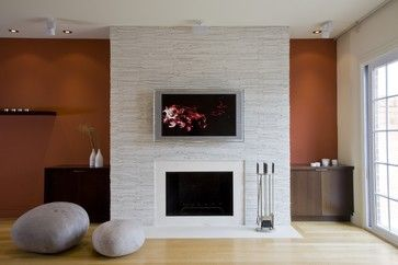 New Photos Of Modern Fireplaces