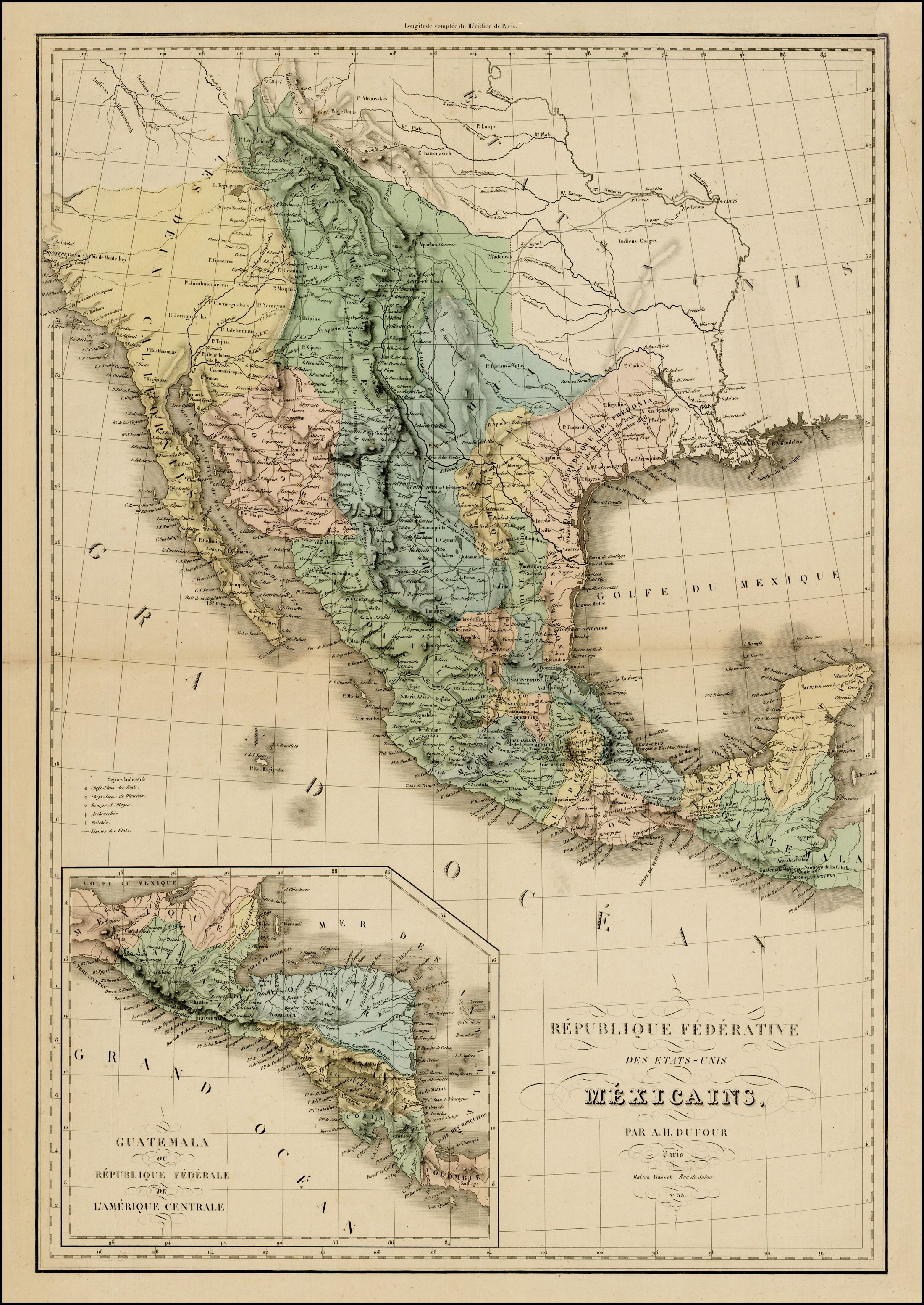 Mexico and the Republic of Fredonia Retronaut