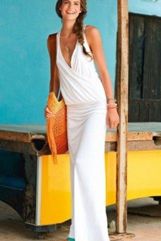 Chairama White Dress