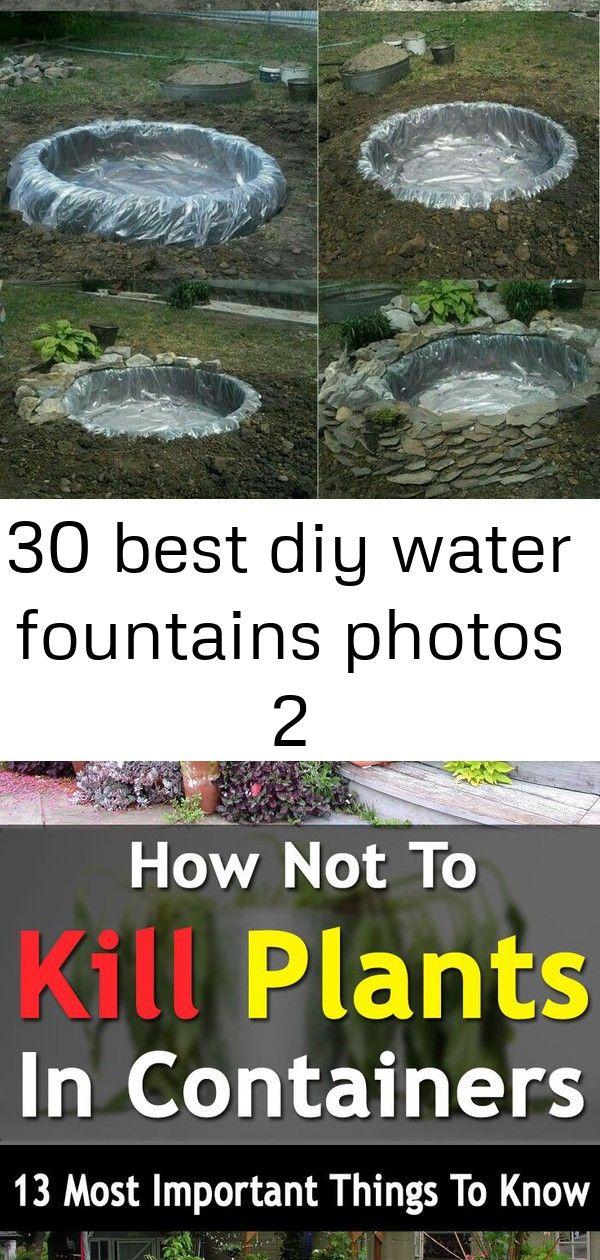 30 best diy water fountains photos 2 Diy water fountain