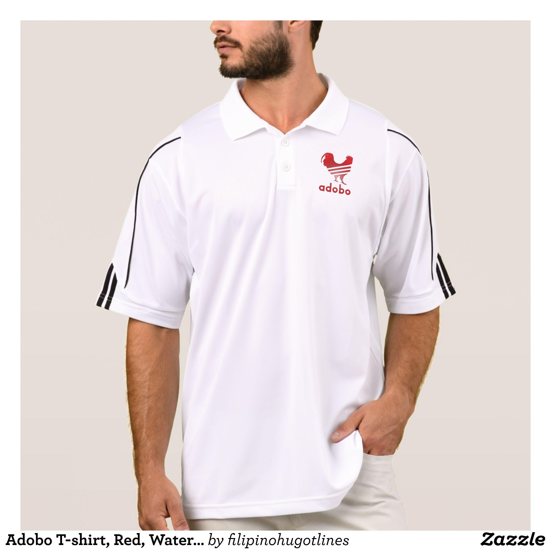 online store 3558d b500c Pretty , Elegant and Artistic Adobo Shirt | MEN'S POLO ...