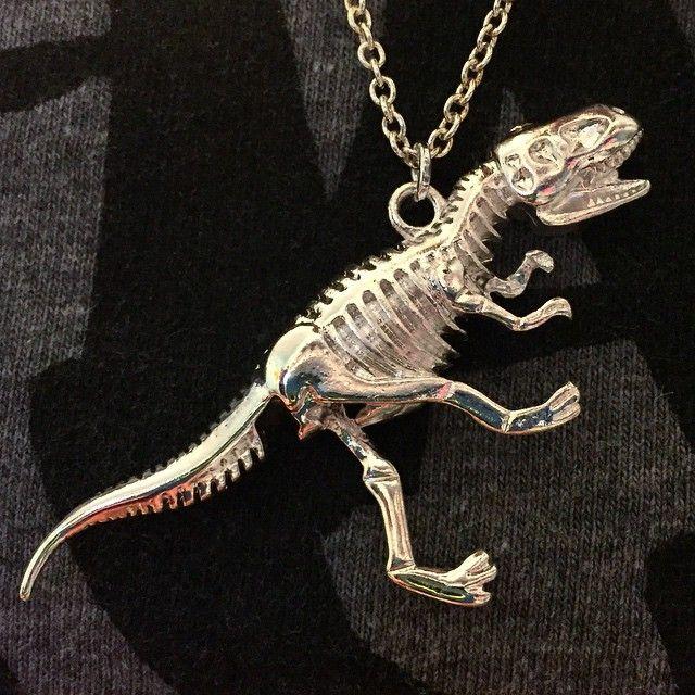 Dino Necklace