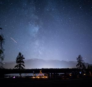 Stargazing in Canada at the Jasper Dark Sky Festival