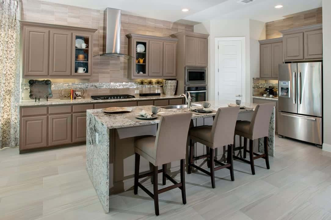 New Home Construction – Gehan Homes | Kitchen Gallery | future home ...