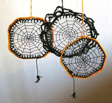 Dreamcatcher decorative spider web whimsical items Pinterest - spider web decoration for halloween