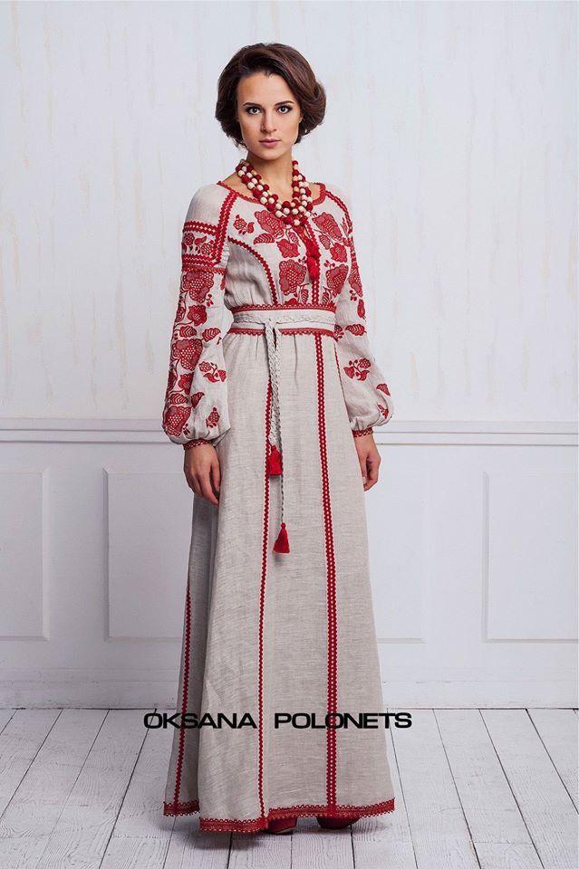 Сукня вишита.  продажа eb419289966d0