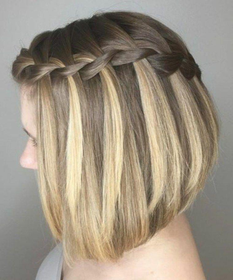 Peinados Faciles Para Chicas Tendencias Primavera Verano 2018