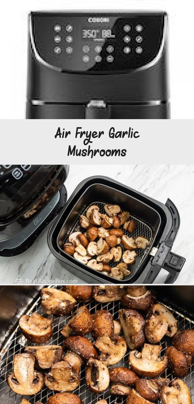 Air fryer recipes by Marilize Erasmus in 2020 Mushroom