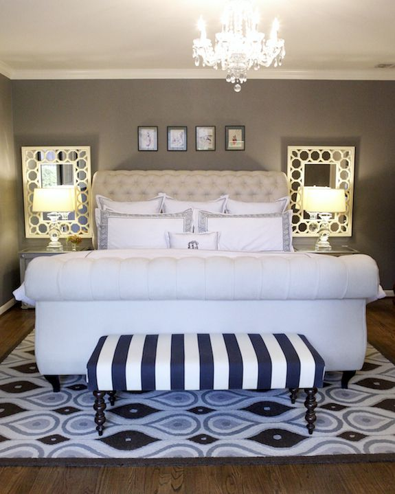 Znalezione obrazy dla zapytania crystal lamps bedroom