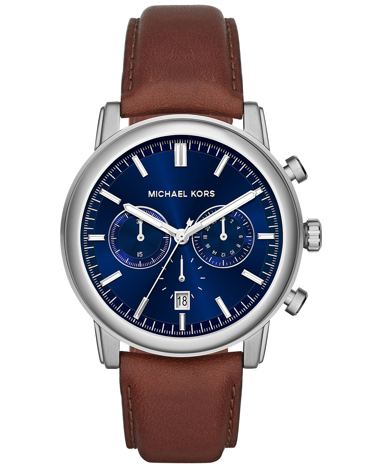Looks - Kors Michael watches for men collection pictures video