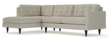 Phenomenal Kyle Schuneman For Apt2B Logan 2 Piece Left Arm Facing Machost Co Dining Chair Design Ideas Machostcouk