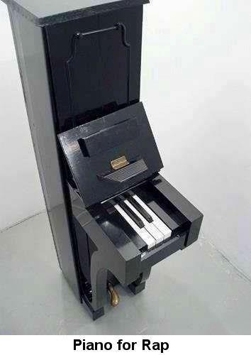 Imgur Piano Music Jokes Rap Music