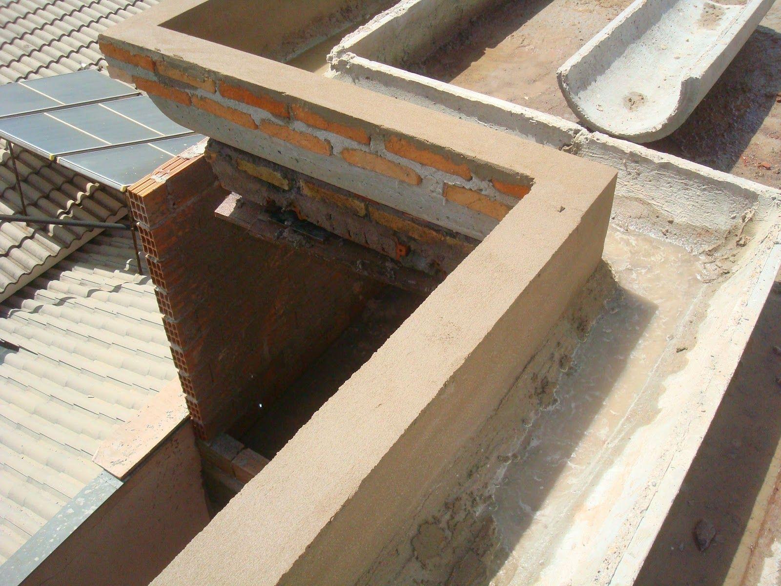 Como colocar calha em telhado embutido