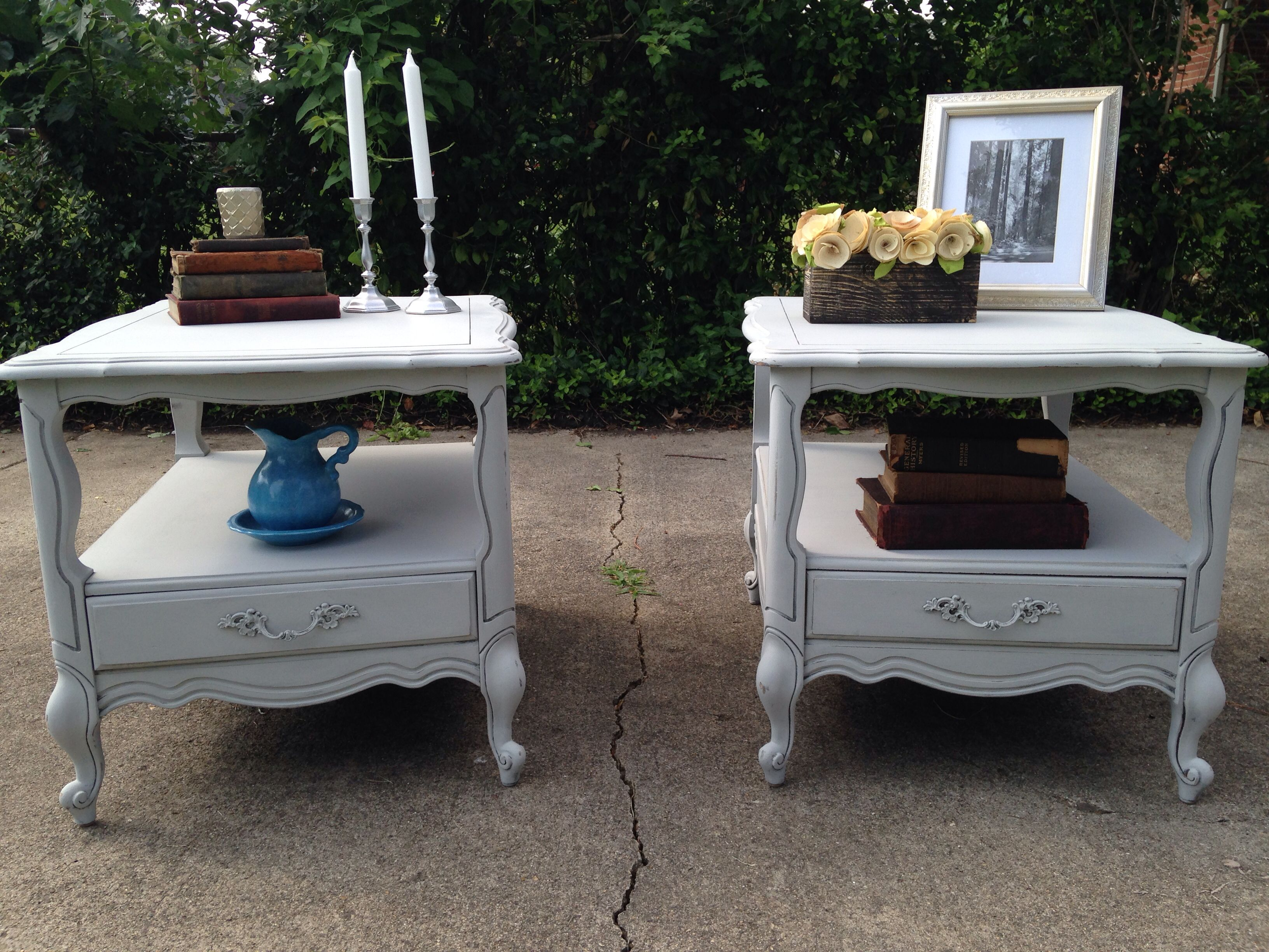 Paint Furniture · These Are Vintage Hammary ...