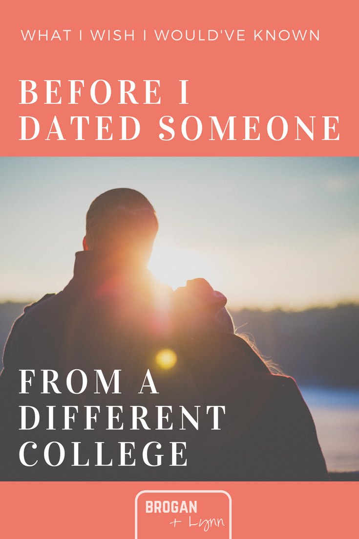 Dating seeing each other difference