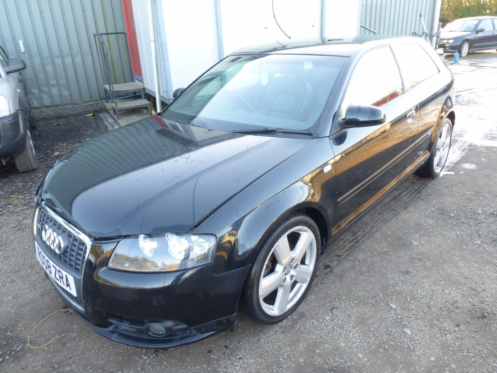 Audi A3 T Fsi S Line Spares or repair Export Salvage Repairable