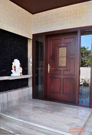 Main Door Decoration Vastu