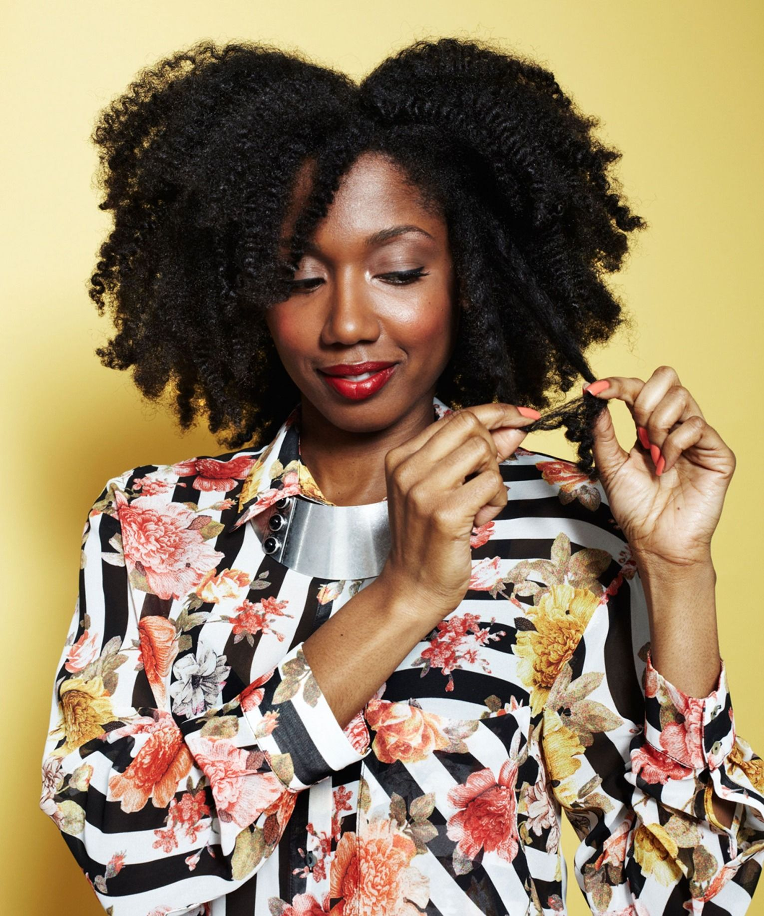 How To Summer Proof Your Natural Hair