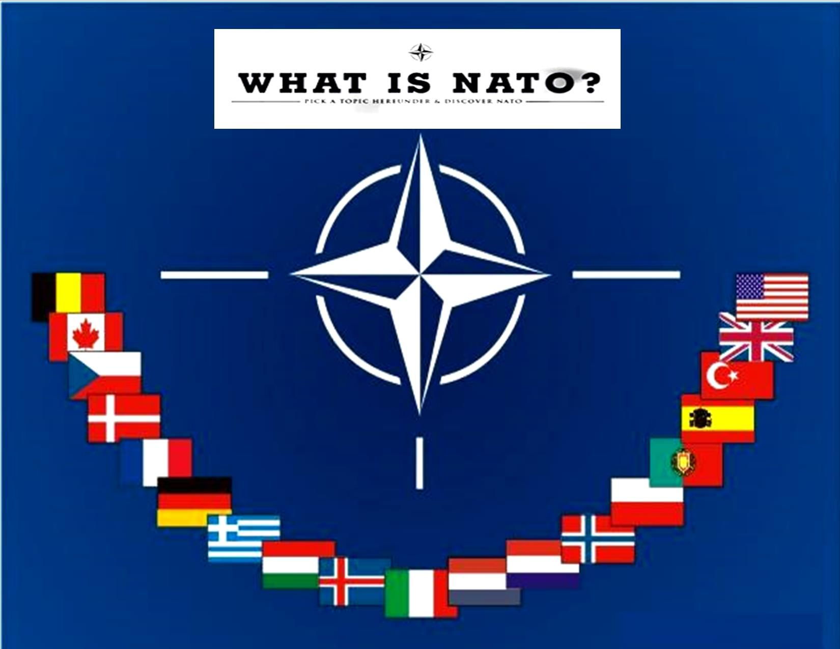 68 Years Of Nato 10 Things You Might Not Know About The North
