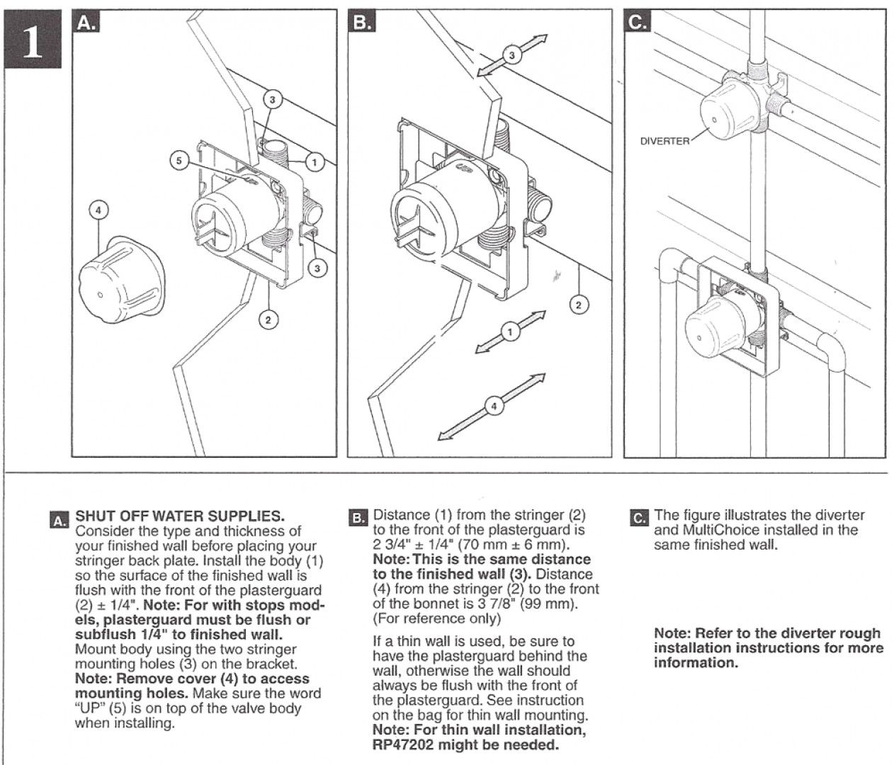 Leaky Shower Tub Faucets Manual Guide