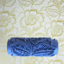 Floral Pattern Paint Roller Ebay Patterned Paint Rollers