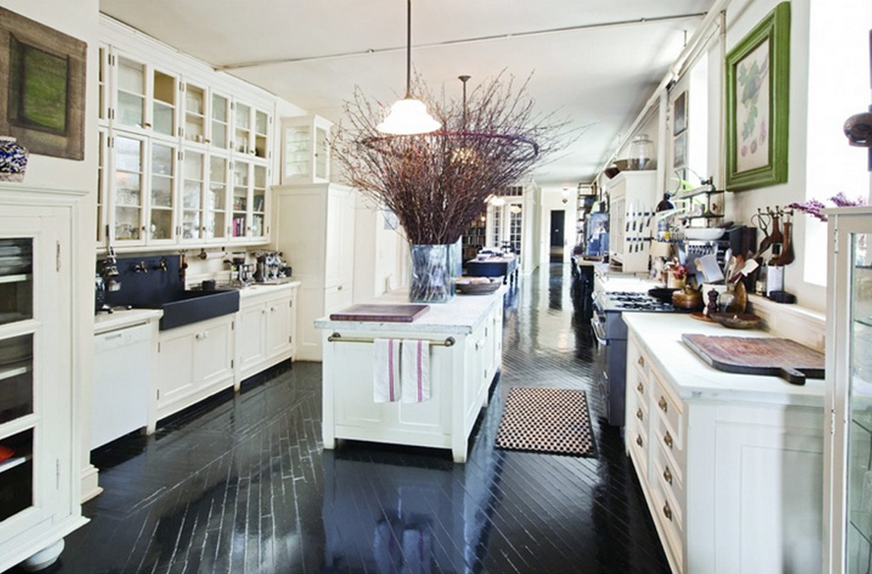 WASTING MY PRETTY: Roman and Williams list their NYC Pad | Kitchen ...