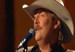 Country Star Alan Jackson Unashamedly Sings Old Hymn Standing On