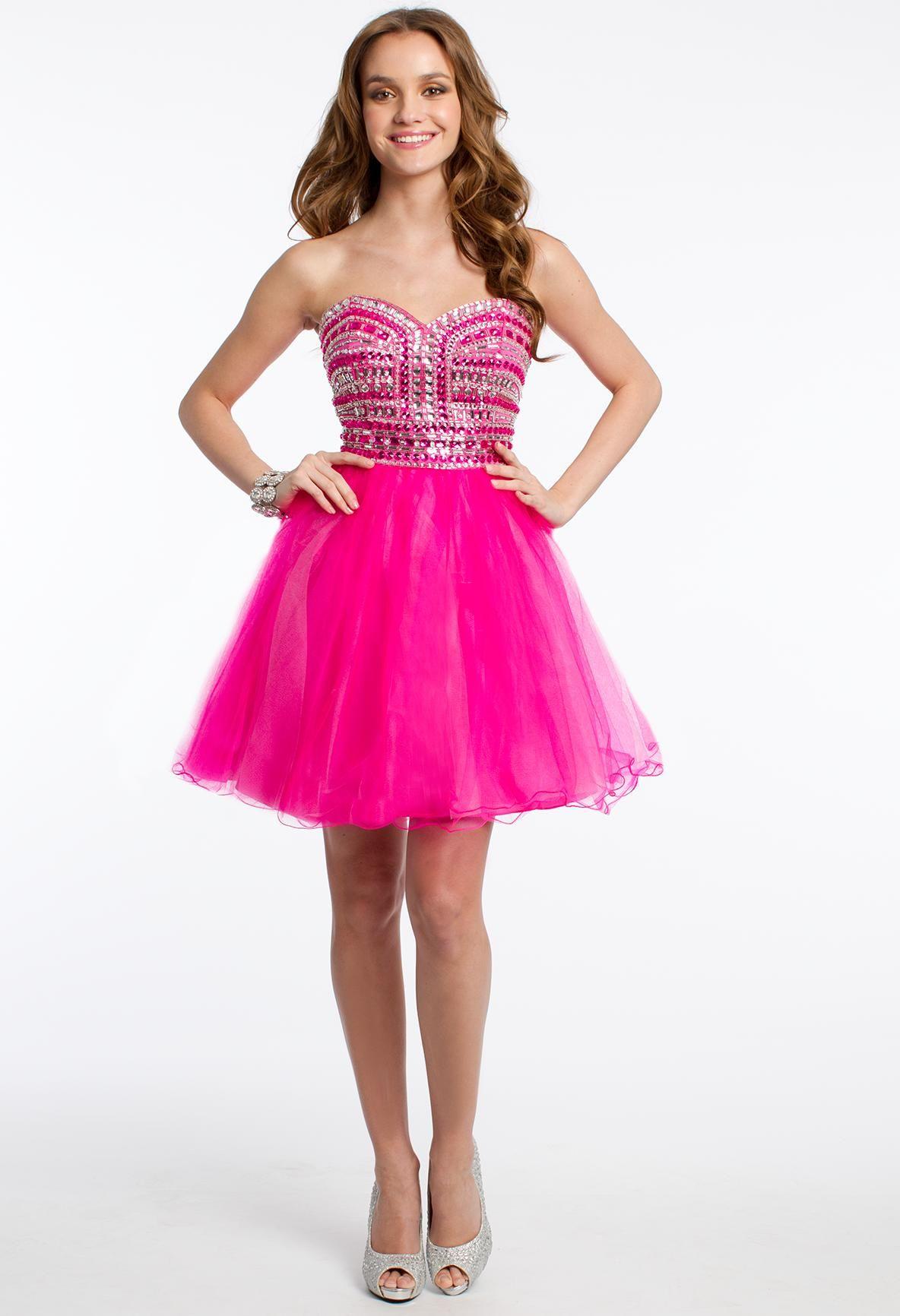 BEADED CORSET BODICE DRESS #beaded #dress #shortdress #fitandflare ...
