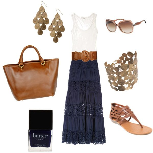 Good summer shoppin' outfit ;)