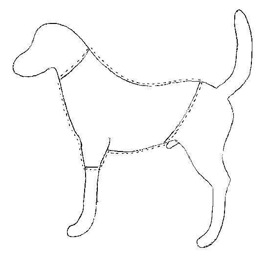 Free Dog Clothes Pattern - what measurements you need to make a ...