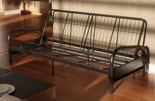Dorel Home Products Vermont Metal Futon Frame Black Listing Price 176 33 Now