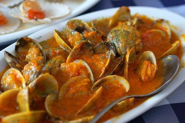 here are 5 of the best places to get seafood in madrid madridfoodtour com