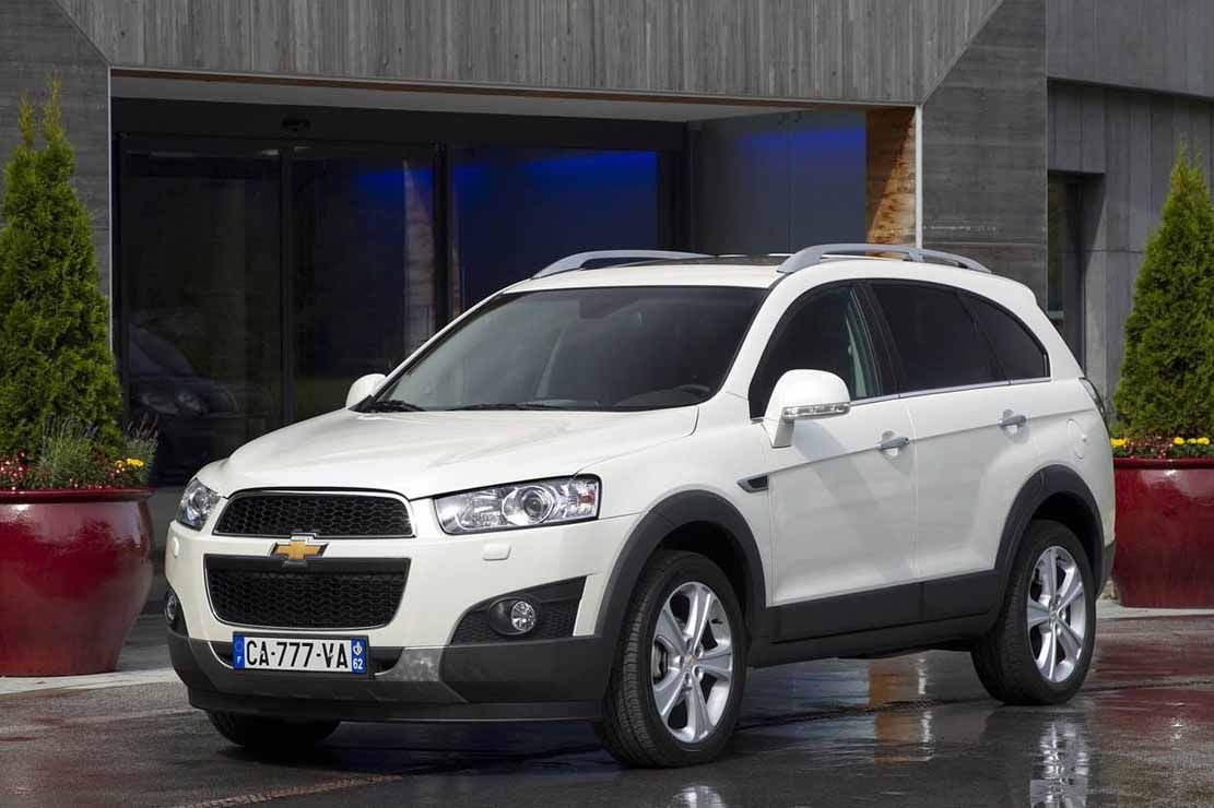 Chevrolet Captiva Suv Car Picture 2013 Chevrolet Captiva