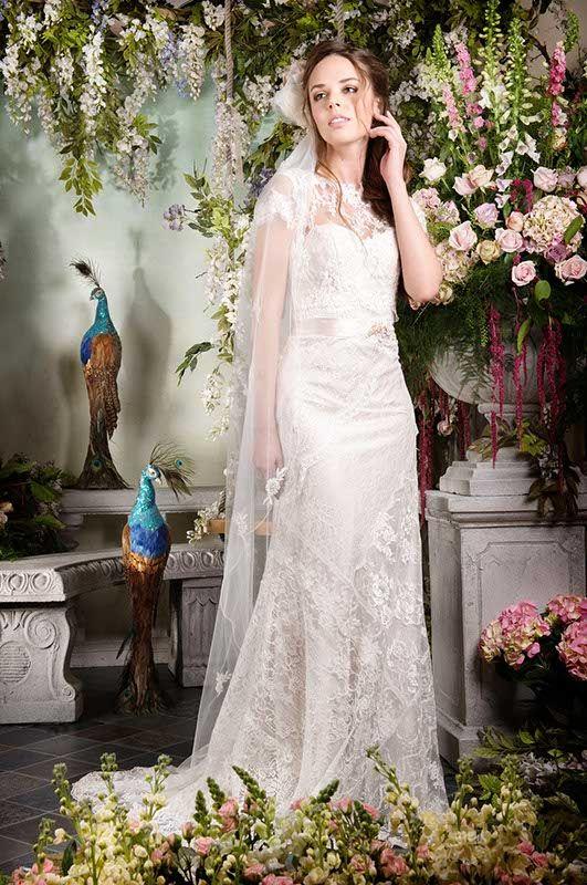 Hot Picks From London Bridal Fashion Week 2015 | Fox wedding, Star ...