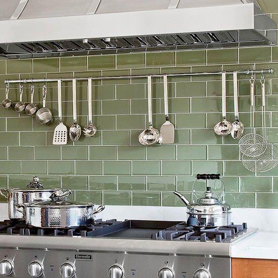 Glass Tile Backsplash Pictures In 2020 Unique Kitchen Backsplash Glass Tile Backsplash Green Backsplash