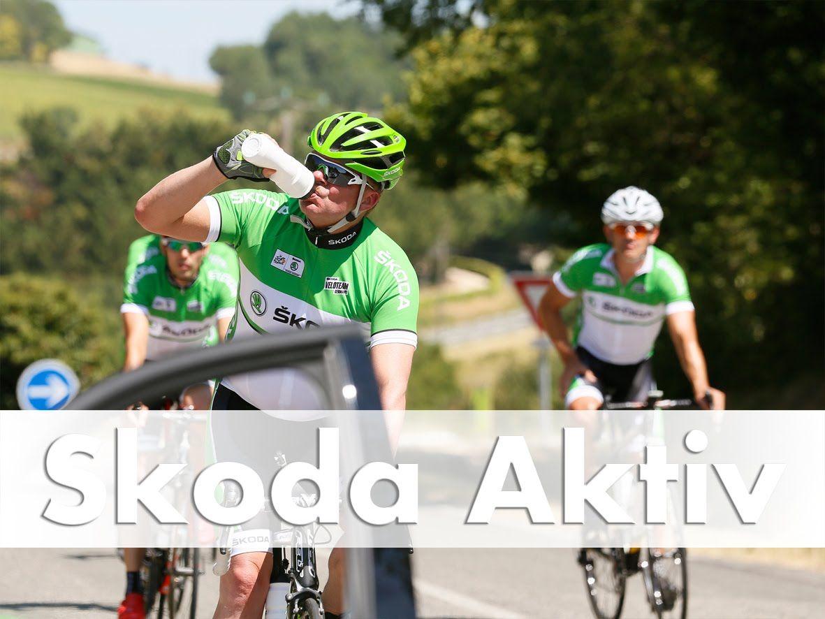 Wer der Einladung des Hauptsponsors Skoda zum Aktiv Training im ...