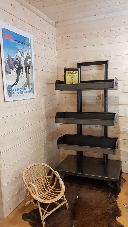 Ecole De Design Annecy servante meuble de garage metal vintage ancienne tendance
