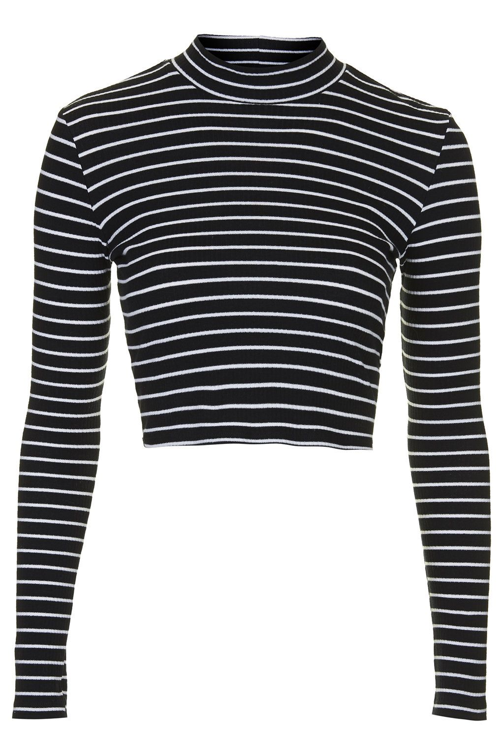 f3d205b8 product img Navy Blue Shirts, Navy Blue Crop Top, Striped Crop Top, Striped