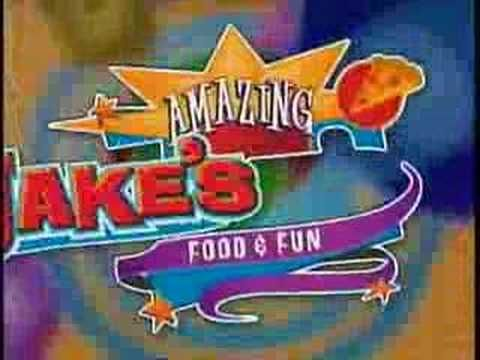 Amazing Jake's Food & Fun Commercial