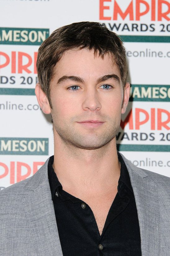 After becoming so famous for his role as Nate Archibald in Gossip Girl he had to cancel his personal Myspace- and Facebook account.