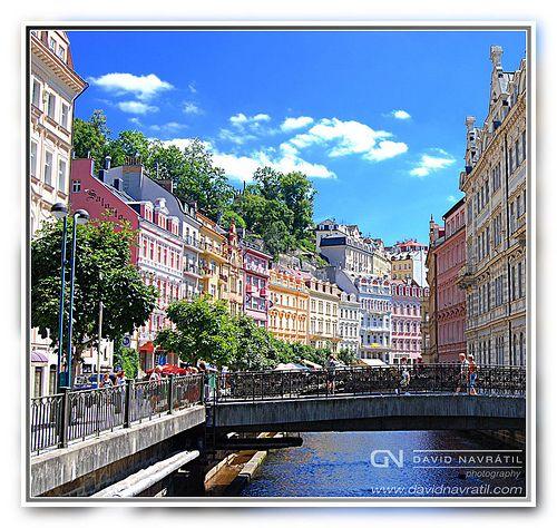 Karlovy Vary, Autor: David Navrátil.