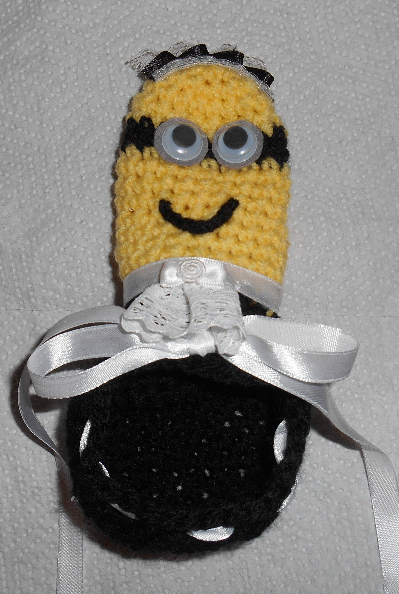 small maid minion willy warmer | mens novelty | Pinterest | Crochet