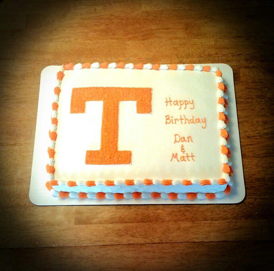 0d10cb2f4da38a7868ca3da8b8c7a44a tennessee vols cake meme's cakes pinterest cake