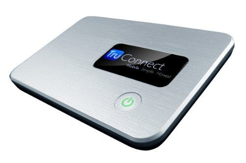 TruConnect MiFi 2200 Prepaid Mobile Hotspot by TruConnect