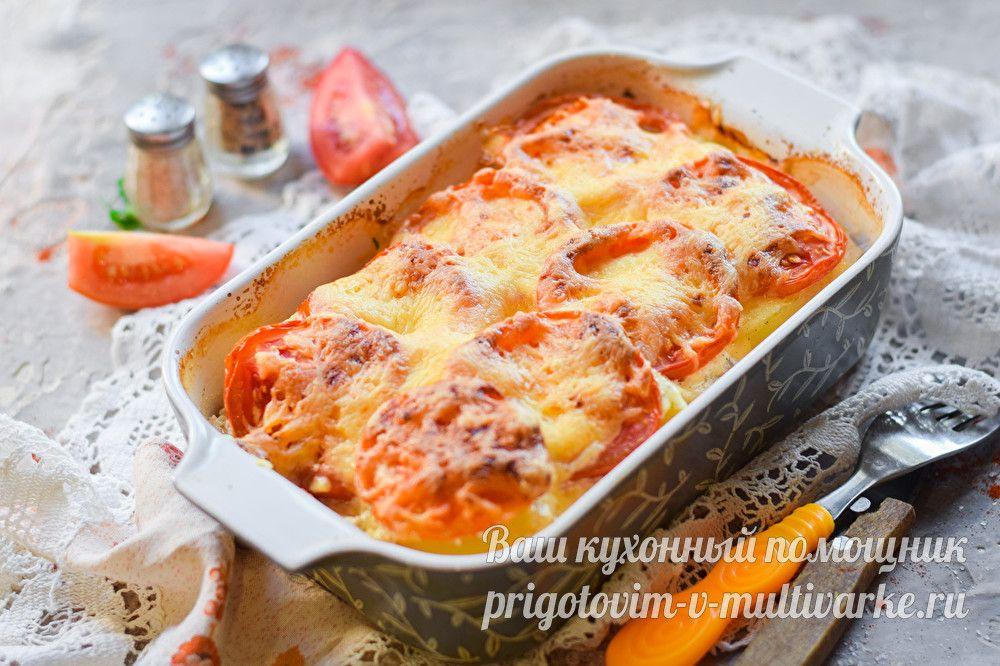 Картофельная запеканка с фаршем в духовке, рецепт с фото ...